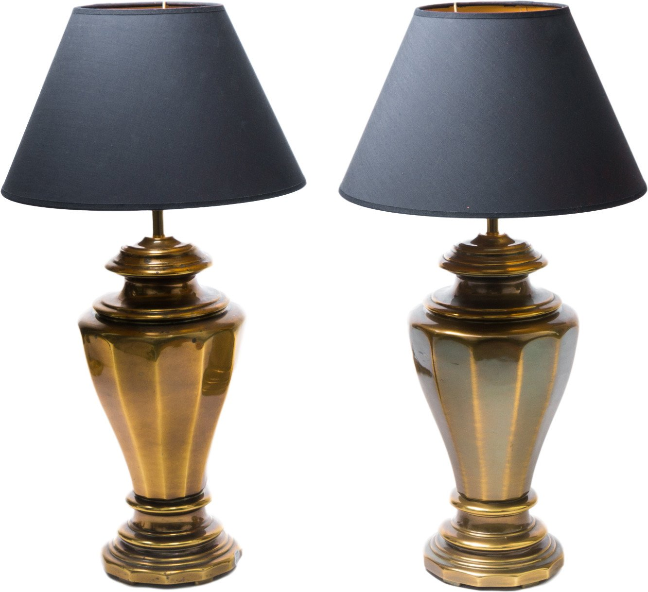 Pair of Table Lamps, 1970s