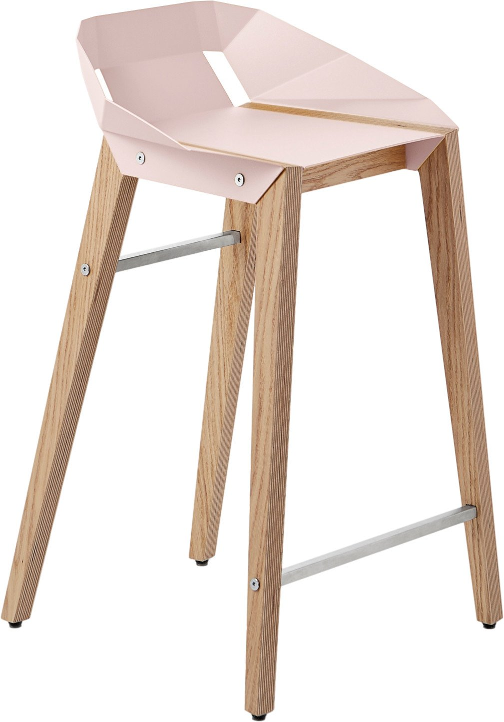 Diago Stool Low Pink, Tabanda, Poland