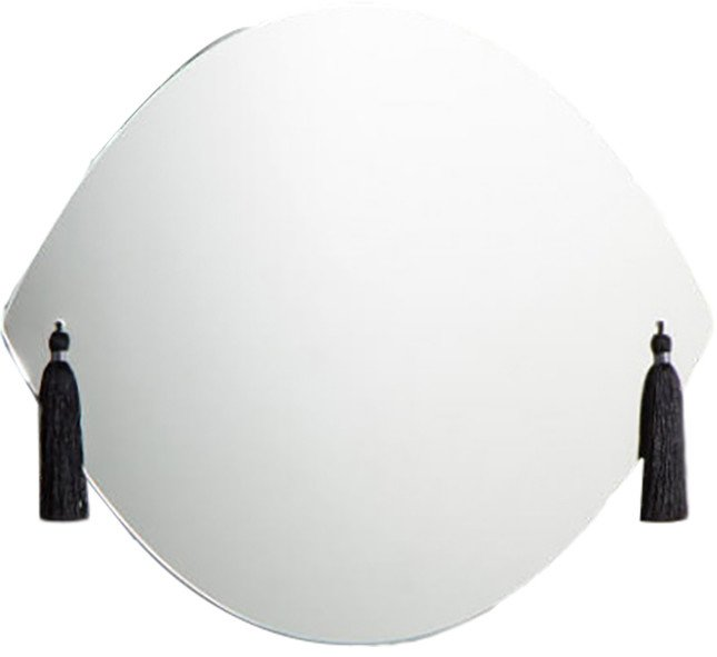 Mirror Panache S by C. Guisset for Petite Friture