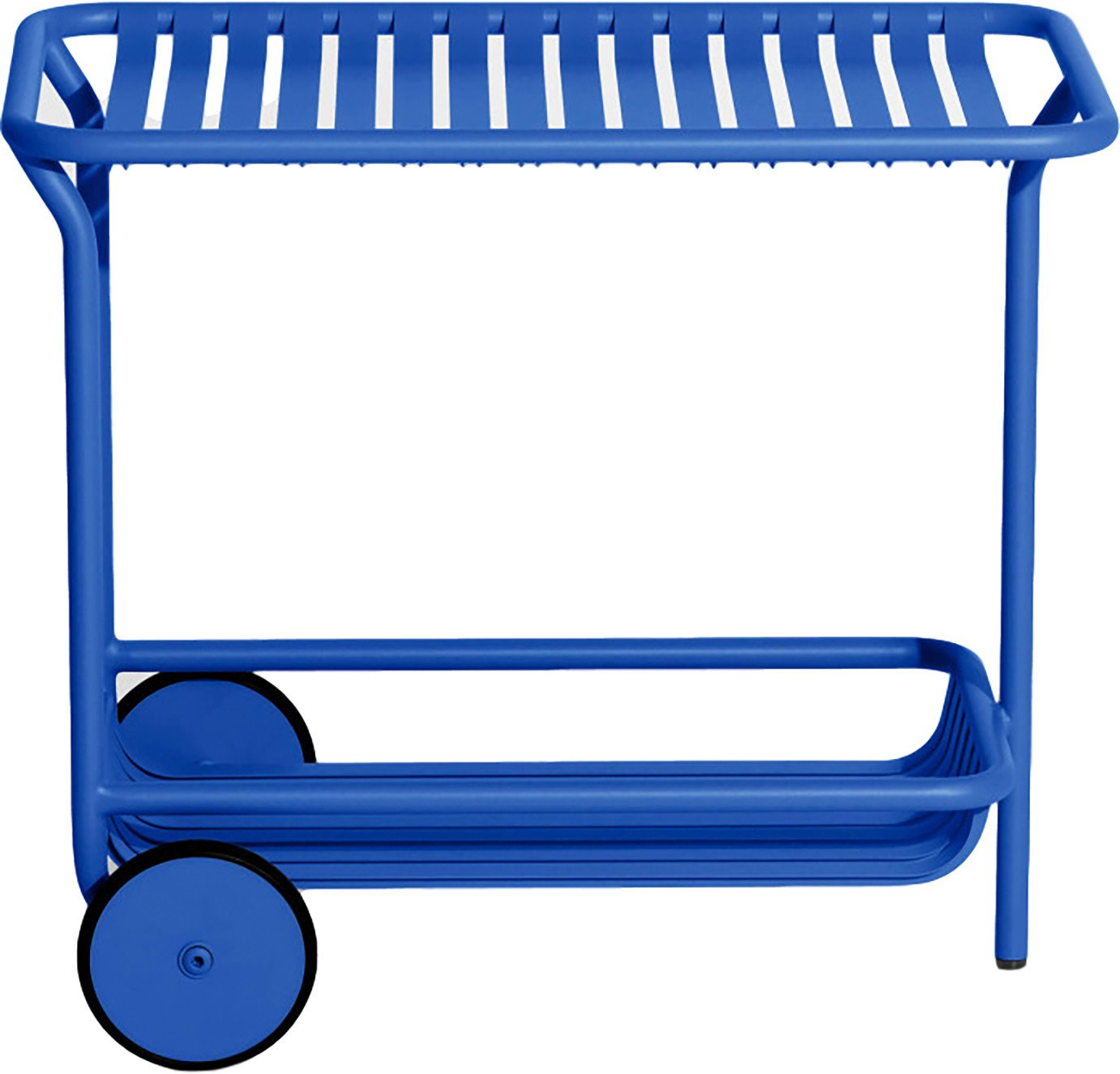 Trolley Bar Blue, Petite Friture