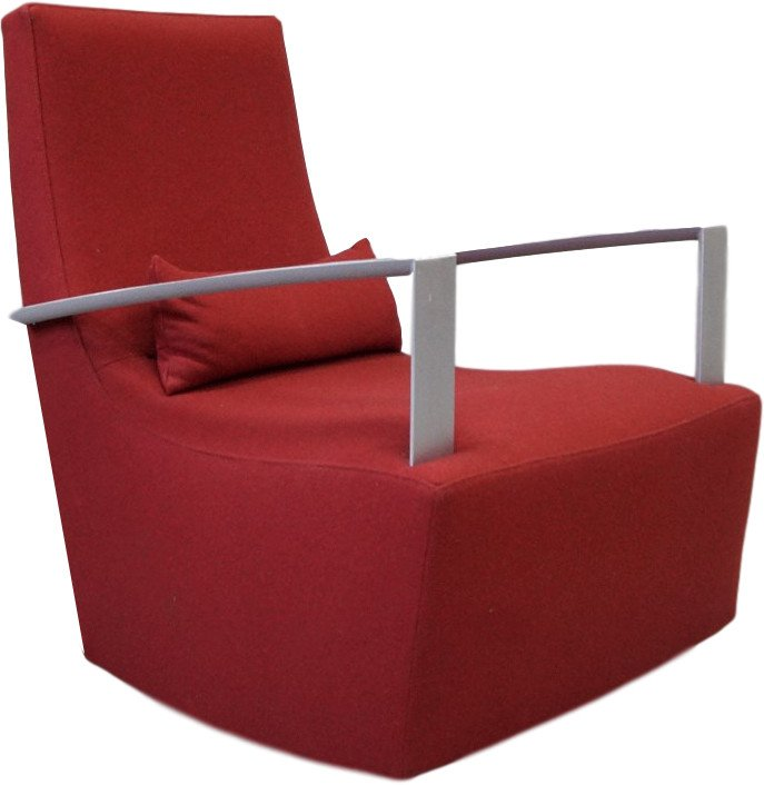 Armchair by A. Gilles, Ligne Roset, France, 1990s