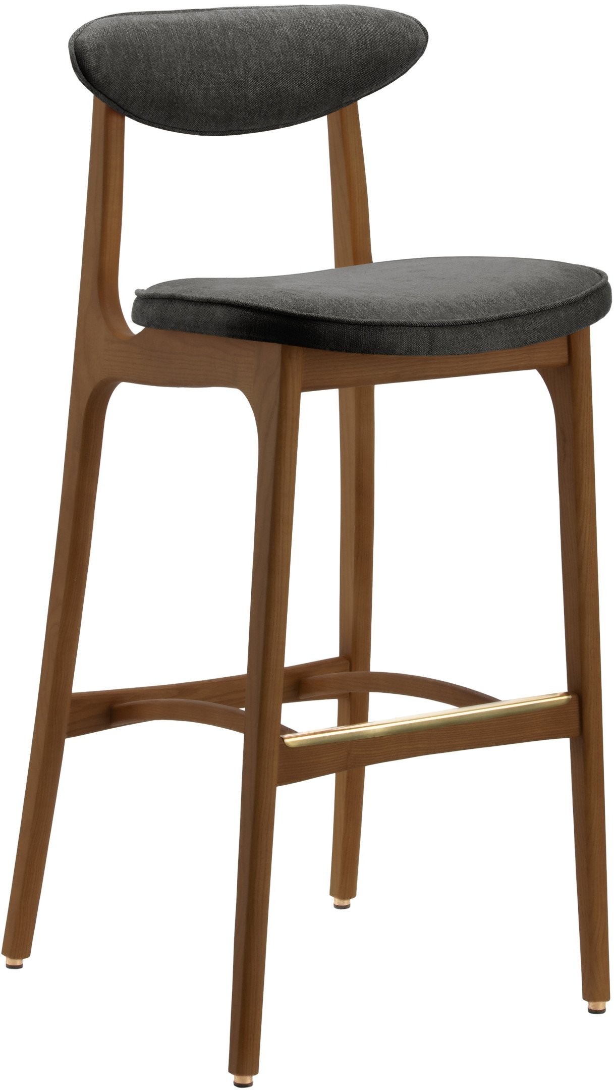 200-190 Bar Stool 75 Loft Grey, 366 Concept