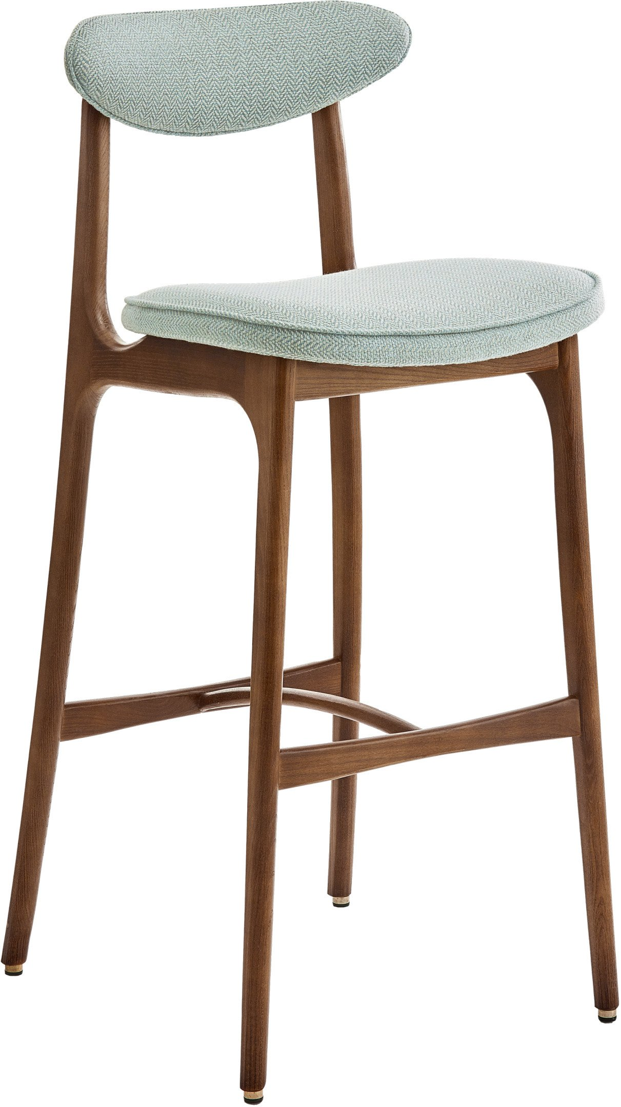 200-190 Bar Stool 75 Tweed Mentos, 366 Concept