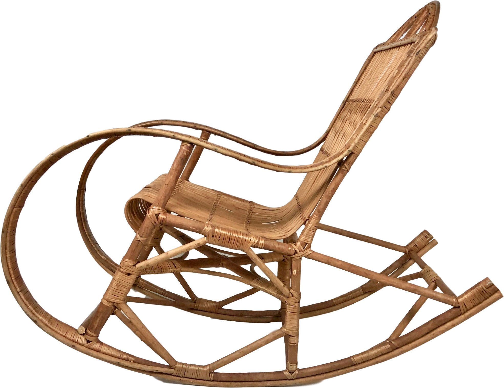 Rocking Chair, Poland, 1970s