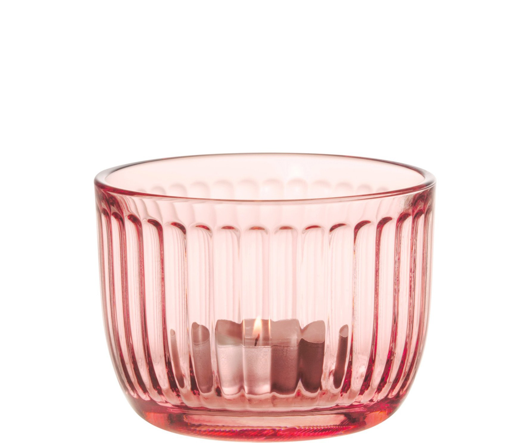 Raami Candleholder Pink by J. Morrison for Iittala