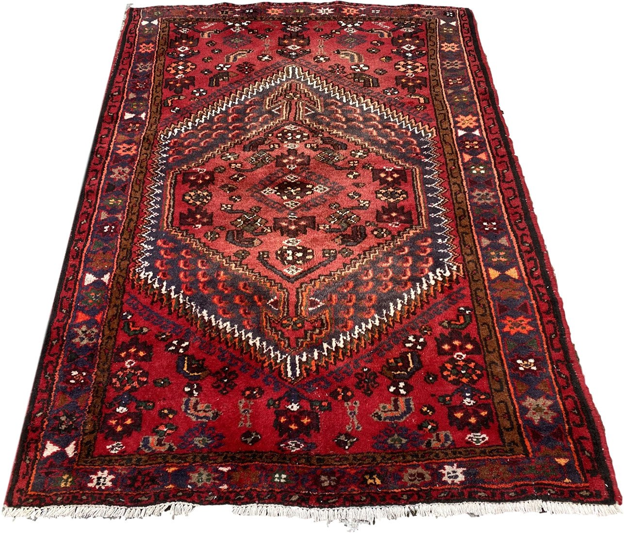 Carpet 130x190, Iran, 1940s