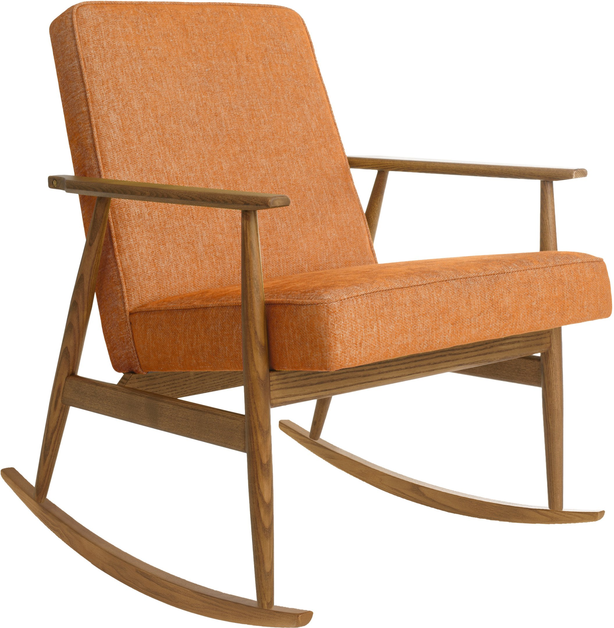 Fox Rocking Chair Loft Mandarin (dark ash), 366 Concept