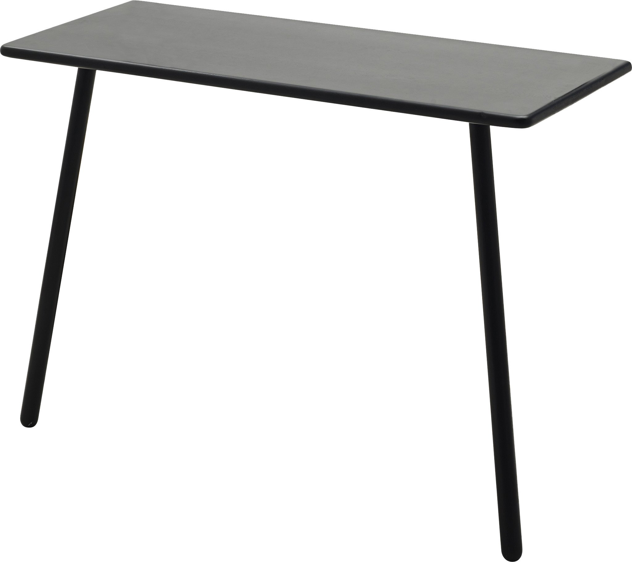 Georg Console Table Black Oak by C. Liljenberg Halstrøm, Skagerak