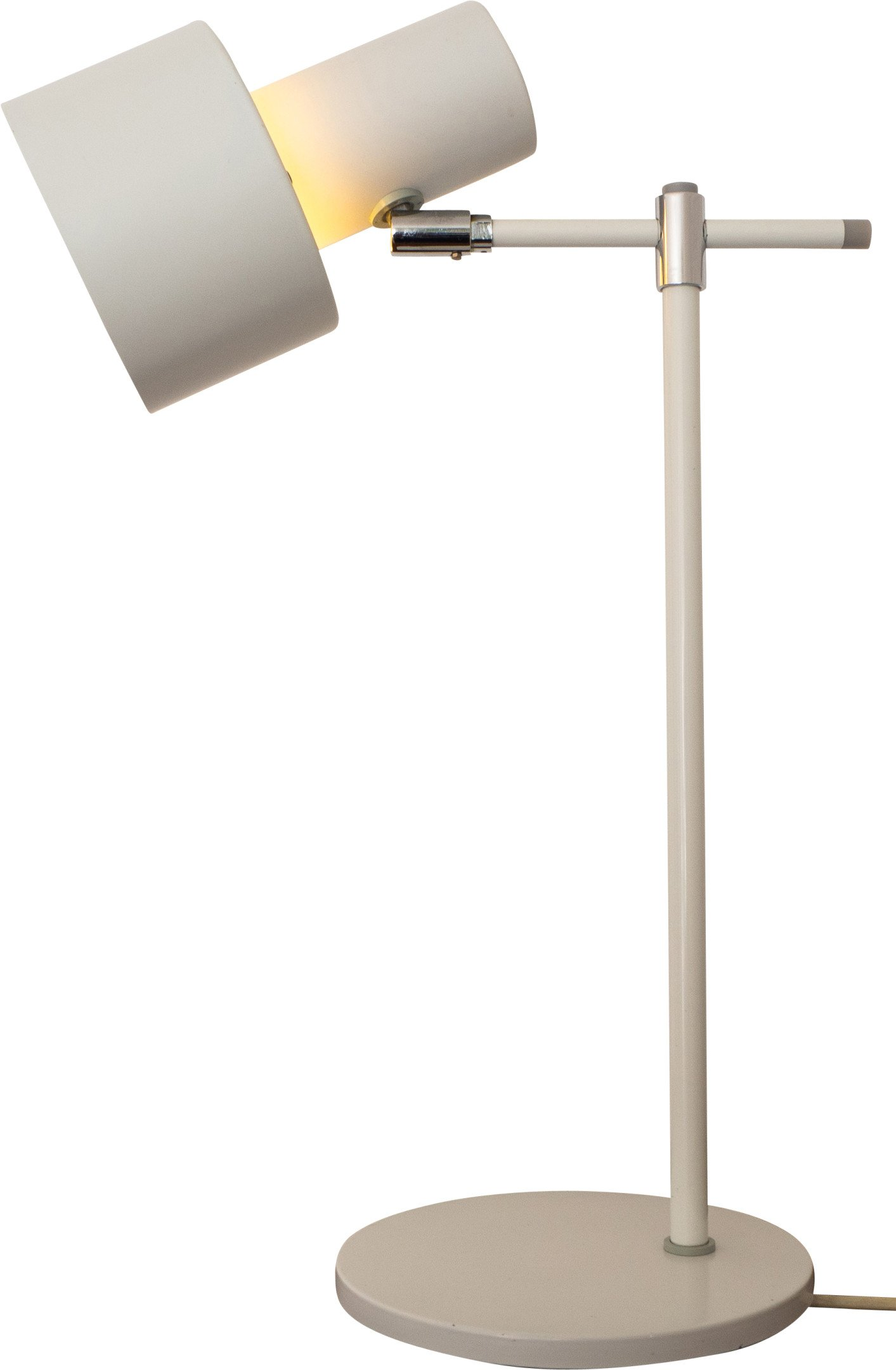 Desk Lamp by J. Hammerborg for Fog & Mørup, Denmark, 1960s
