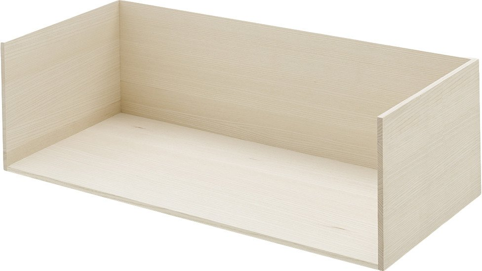 Vivlio Shelf Large Oak by Included Middle, Skagerak