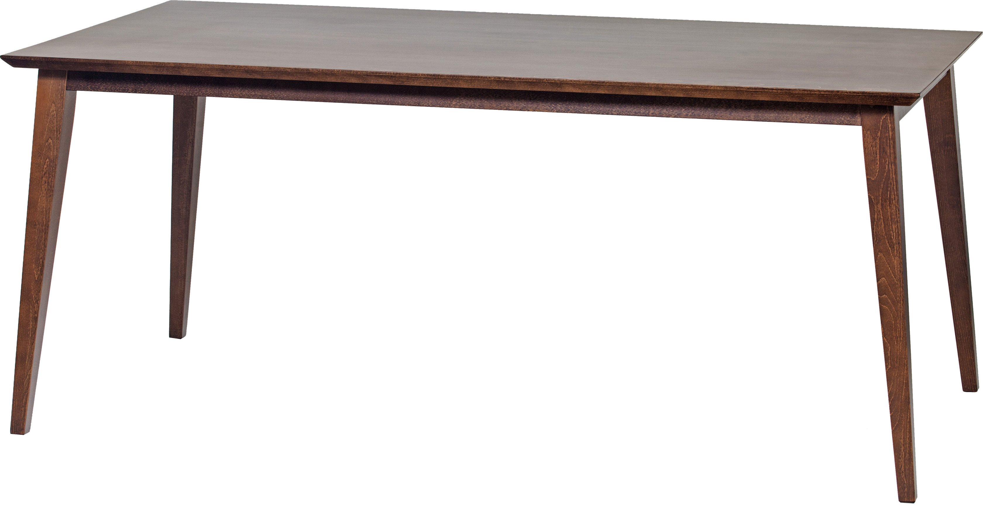 Jutland Extendable Table 200x100 American Walnut by M. K. Johansen for TON