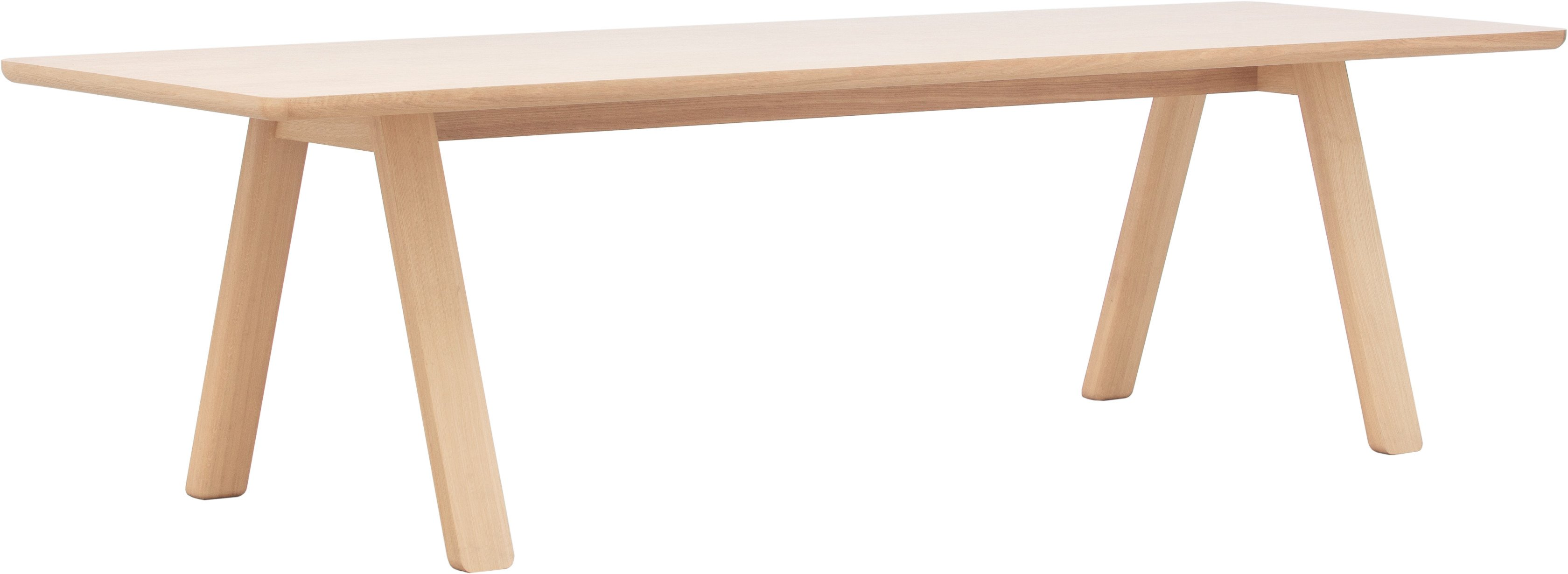 Stelvio Table 220x90 Beech by A. Gufler, TON