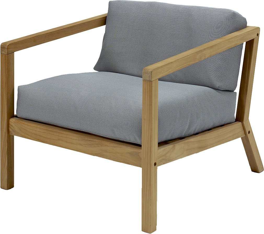 Virkelyst Chair Grey by Says Who, Skagerak