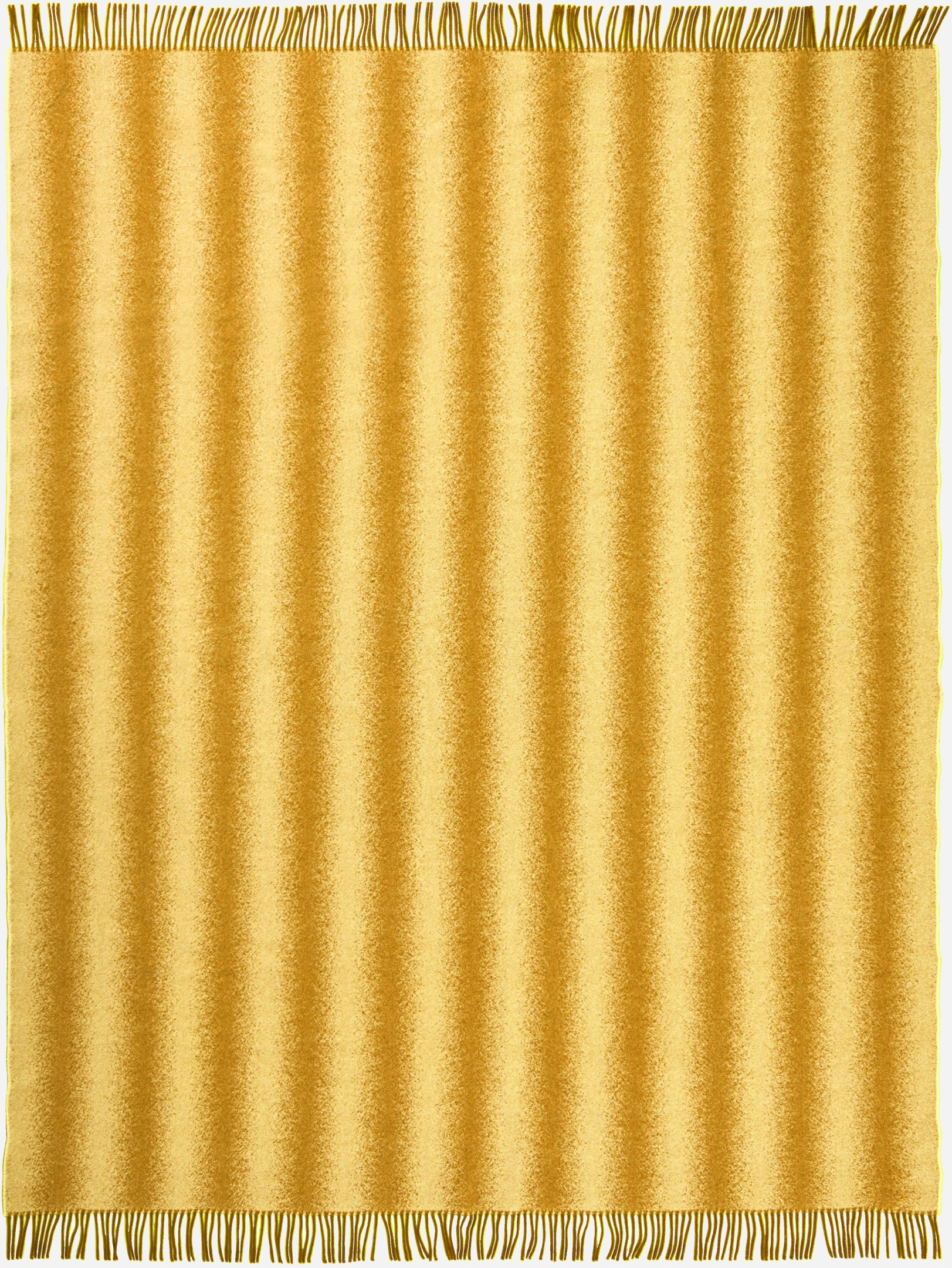 Tide Blanket Yellow by J. Jessen for Schneid