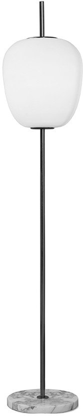 Floor Lamp J14 Nickel 185 cm by J.A. Motte, for Disderot