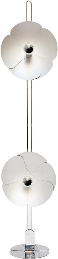 Floor Lamp 2093 150 by O. Mourgue for Disderot