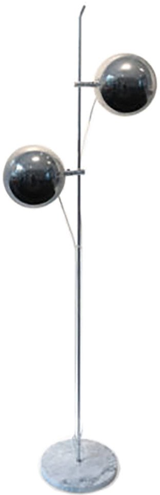Floor Lamp A23 Chrome by A. Richard for Disderot