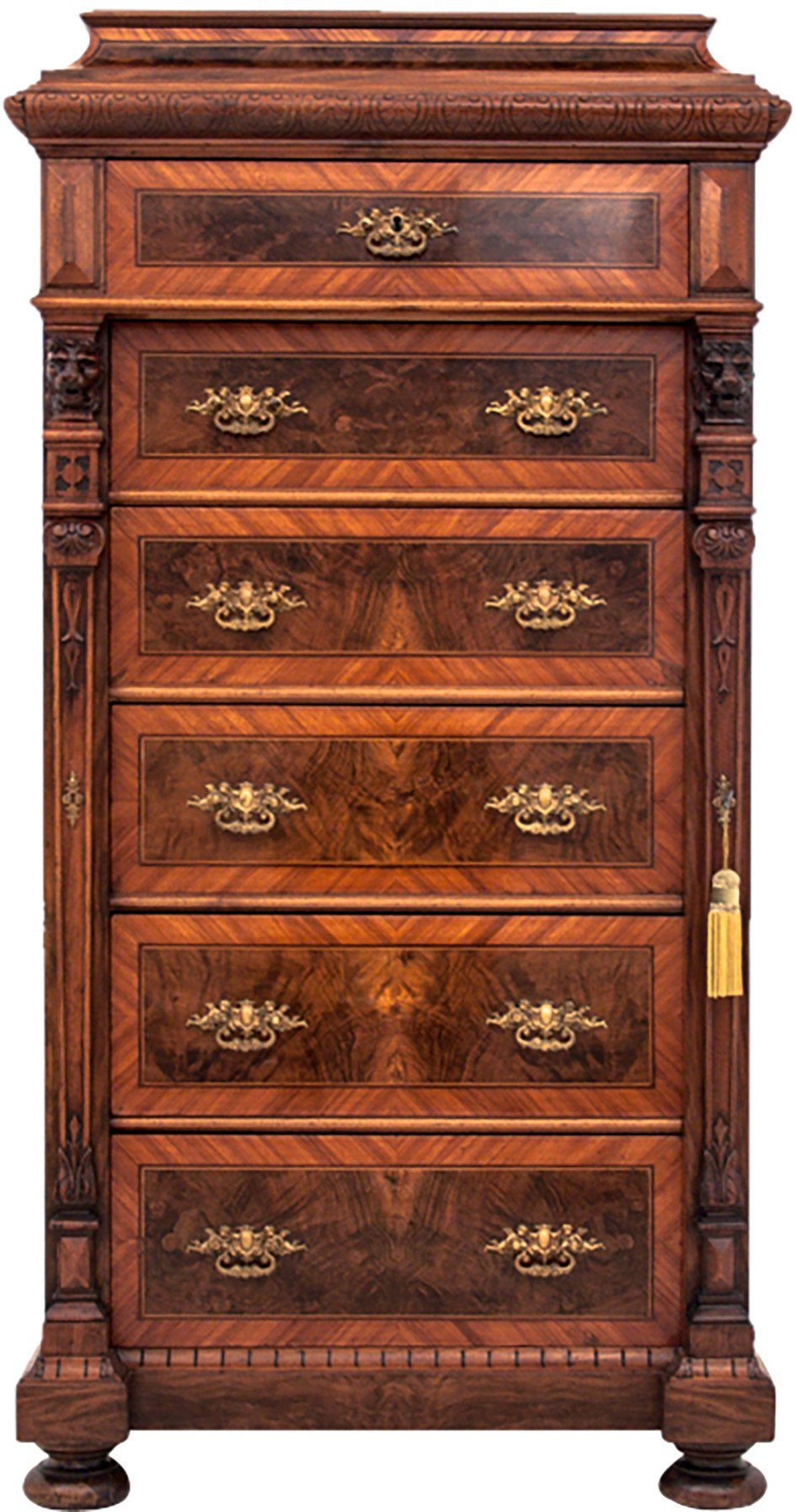Chest of Drawers, 19th C.
