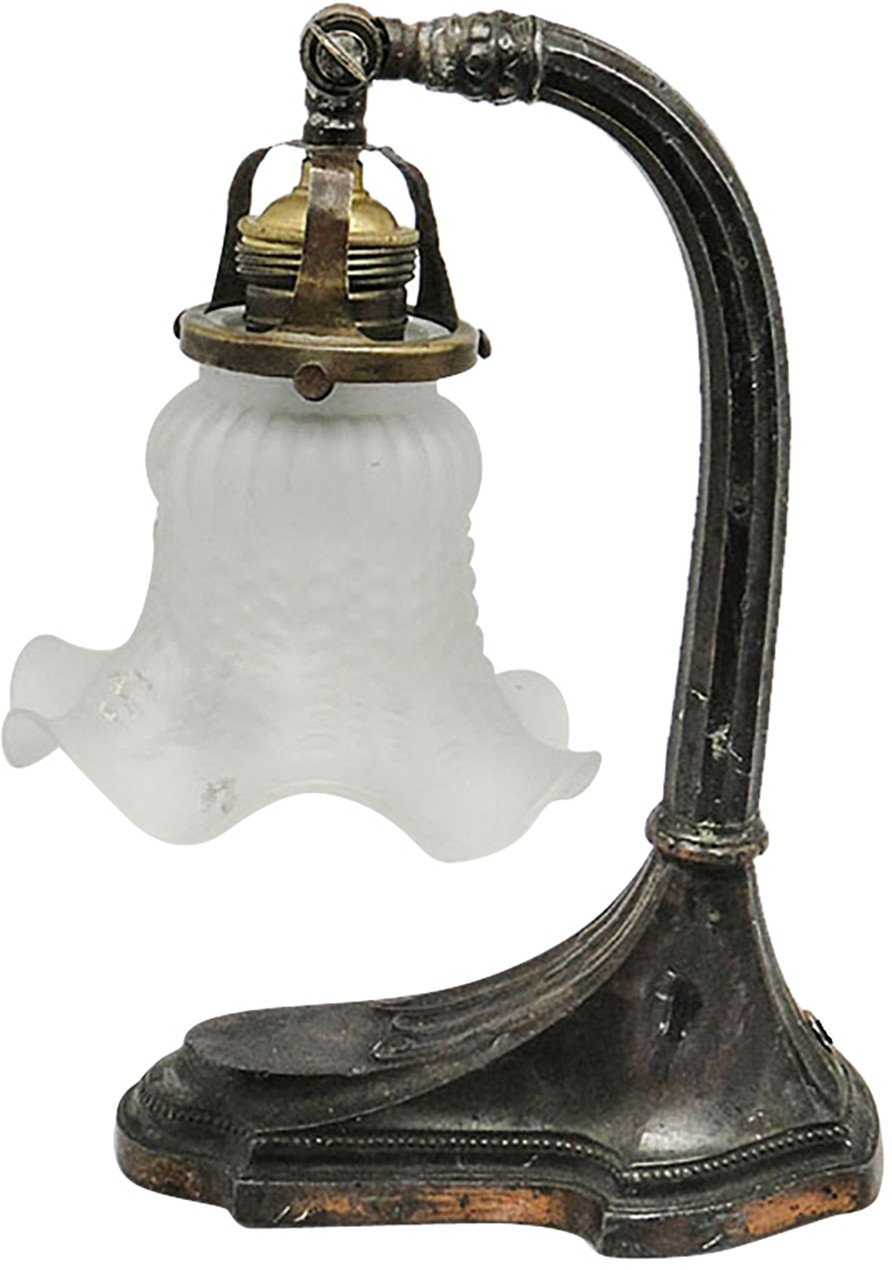 Bedroom Lamp, early 20th C.