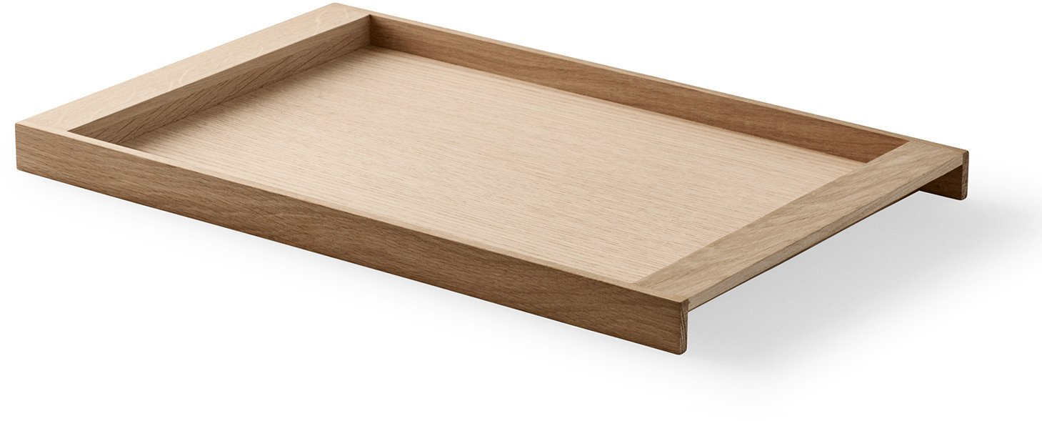 No. 10 Tray Large Oak by T. Yanagihara for Skagerak