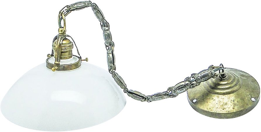 Pendant Lamp, early 20th C.