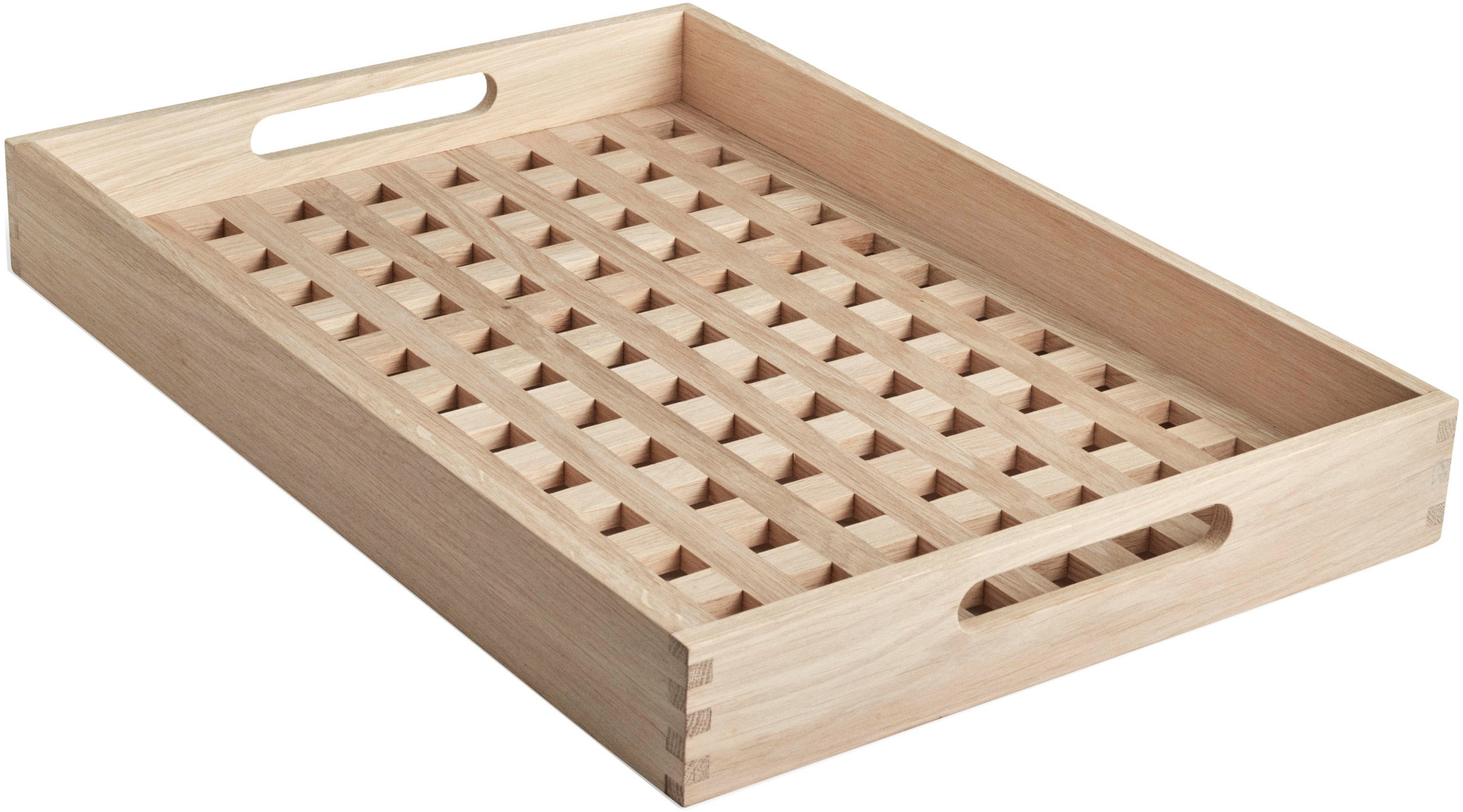 Fionia Tray 52 cm x 36 cm Oak by Skagerak design for Skagerak