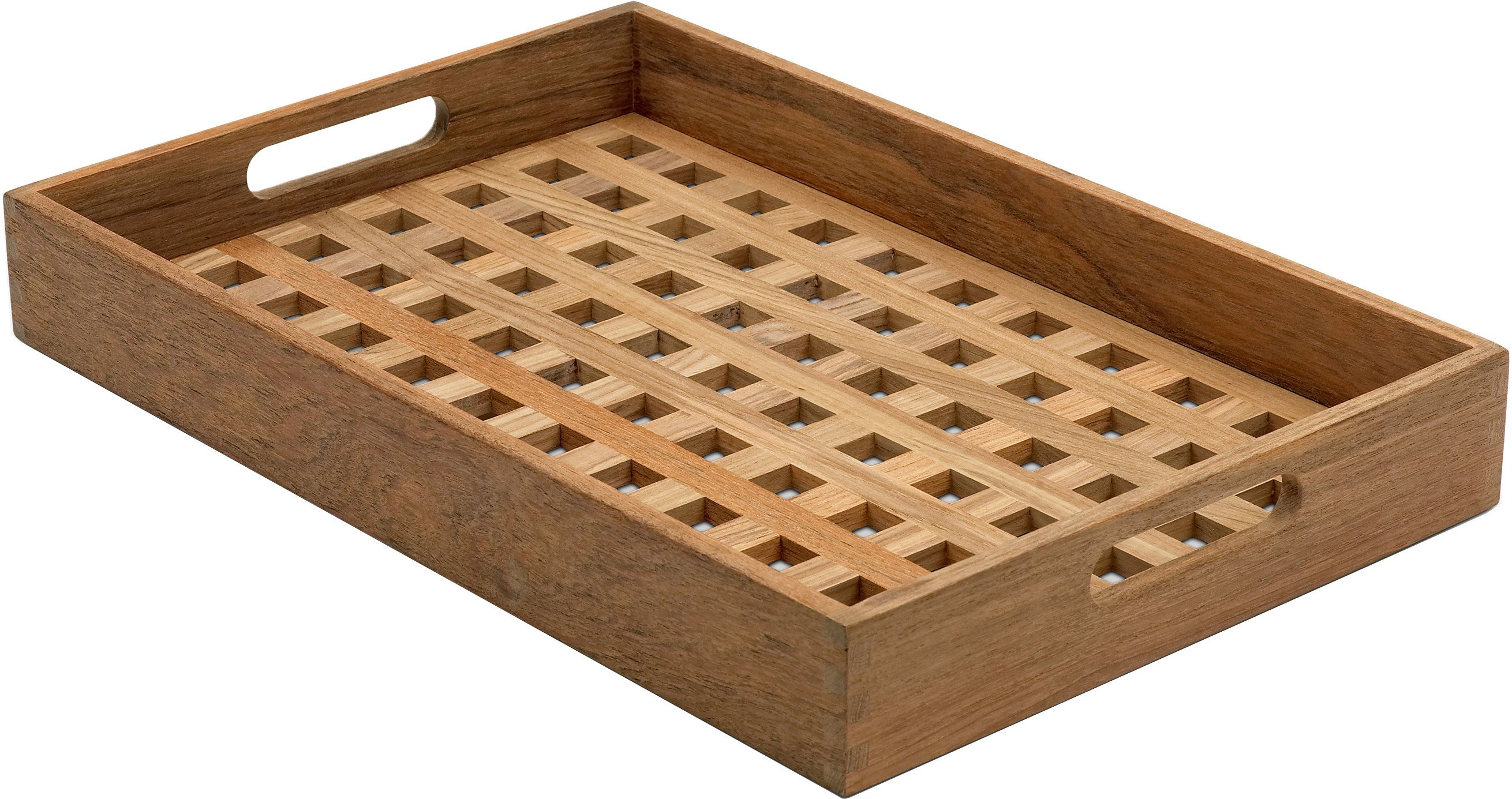Fionia Tray 52 cm x 36 cm Teak by Skagerak design for Skagerak