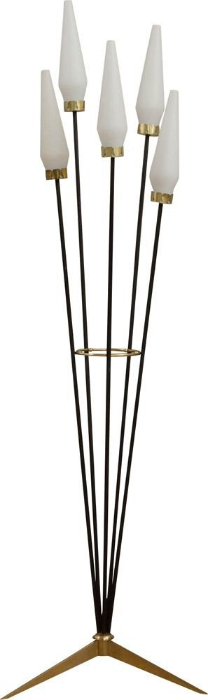 Floor Lamp, Stilnovo, Italy, 1960s