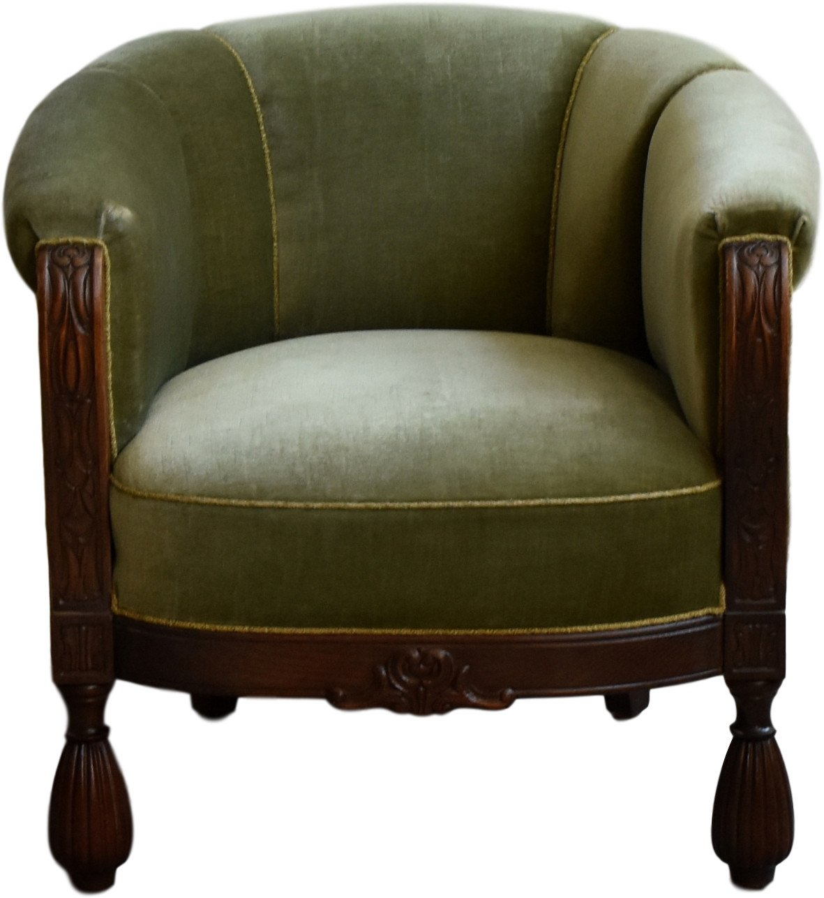 Armchair, early 20th C.