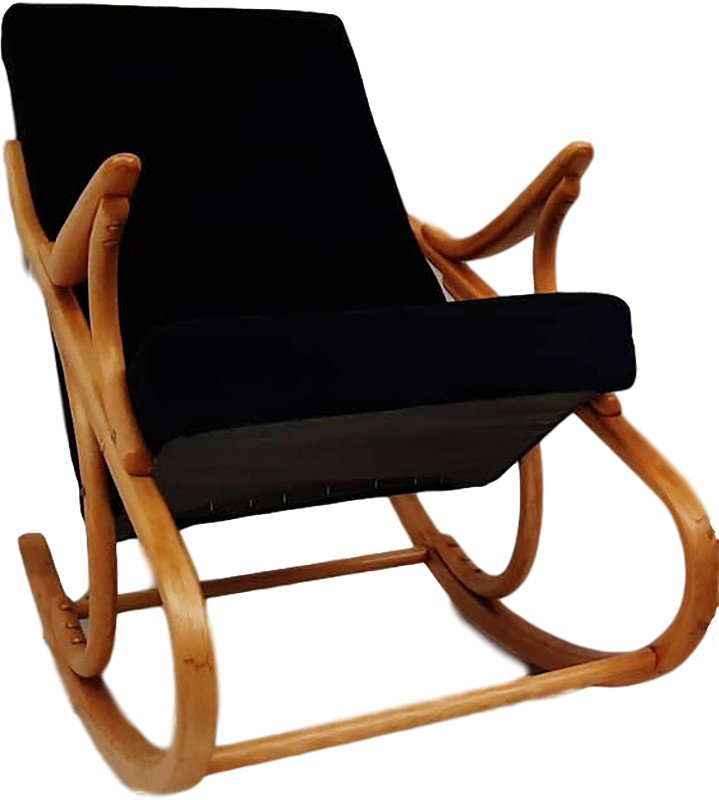 Rocking Chair, TON, Czechoslovakia, 1960s
