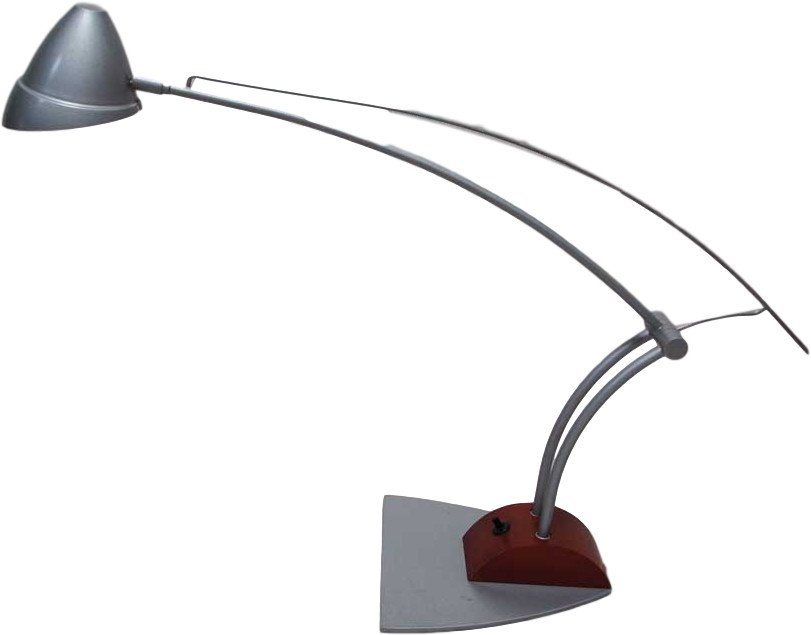 Desk Lamp, Massive, Italy, 1980s