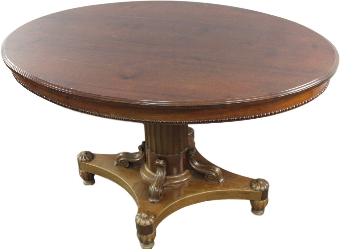 Round Table, early 20th C.