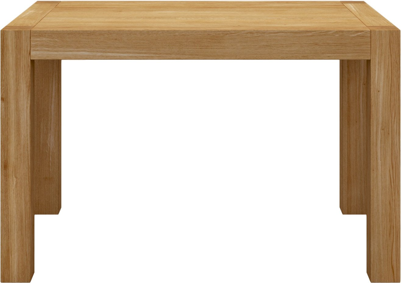 Blox Table Natural 120x80, Miloni