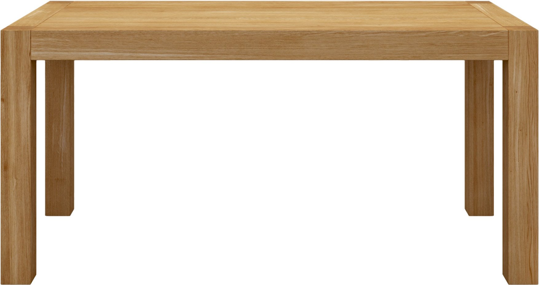Blox Table Natural 160x80, Miloni