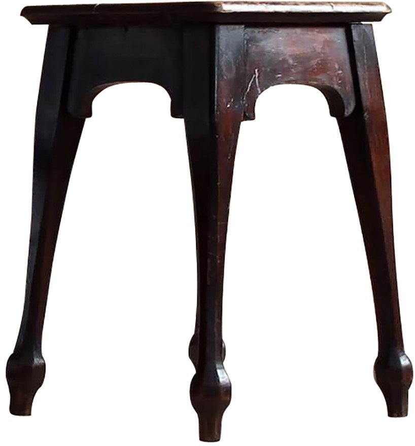 Stool, early 20th C.