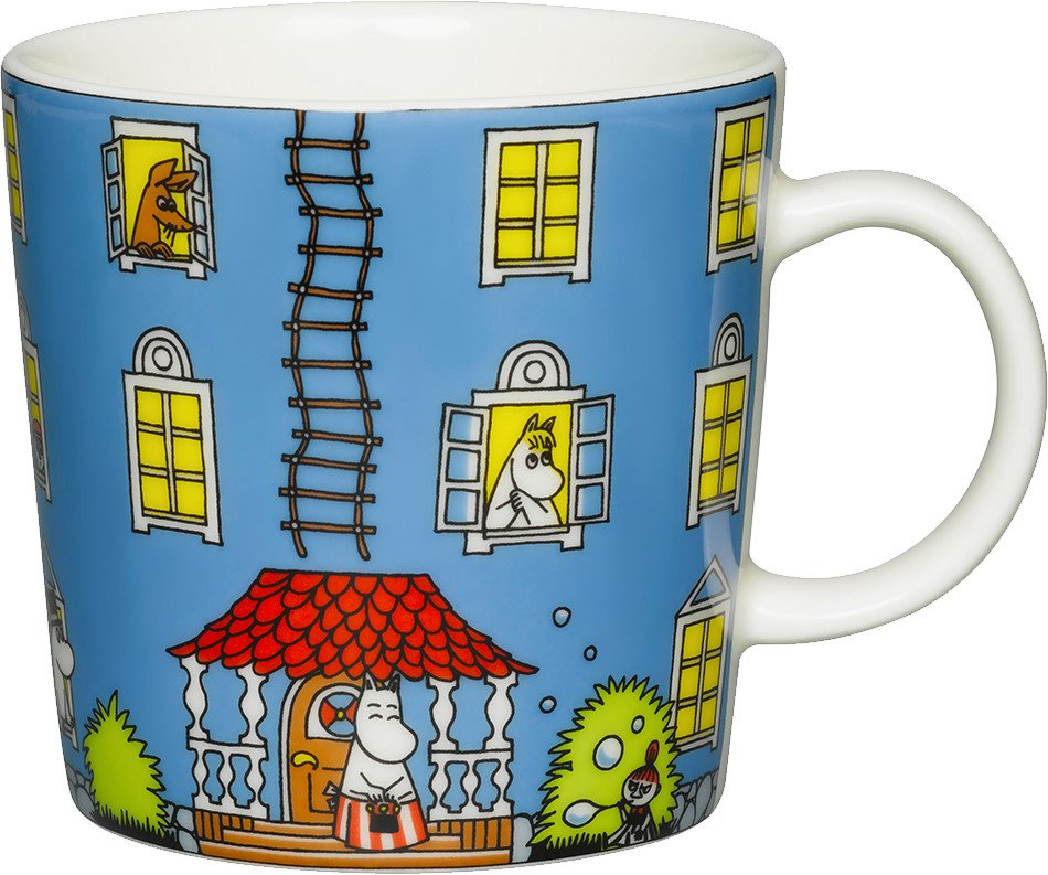 Moominhouse Cup 0.3L by T. Slotte for Arabia Finland