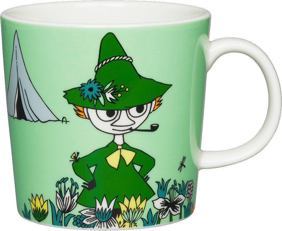 Snufkin Cup 0.3L by T. Slotte for Arabia Finland