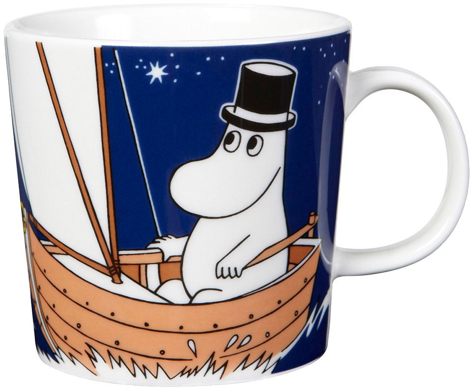 Moominpappa Cup 0.3L by T. Slotte for Arabia Finland