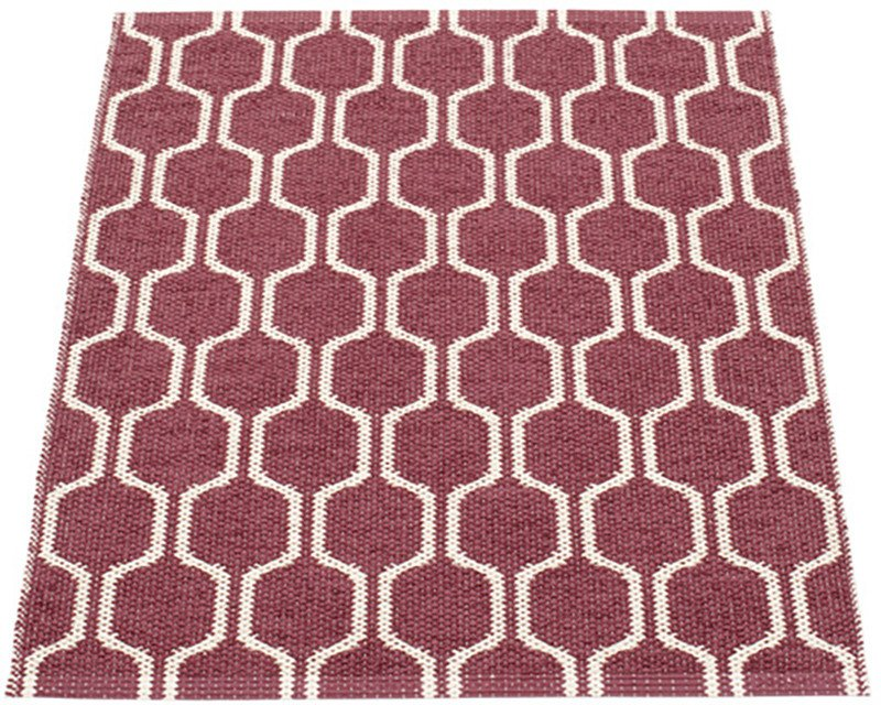 Dywan zewnętrzny Ants Rose Taupe/Vanilla 70x90, Pappelina