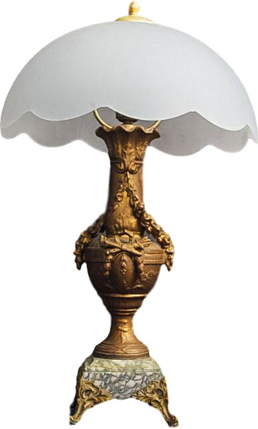 Table Lamp, 19th C.