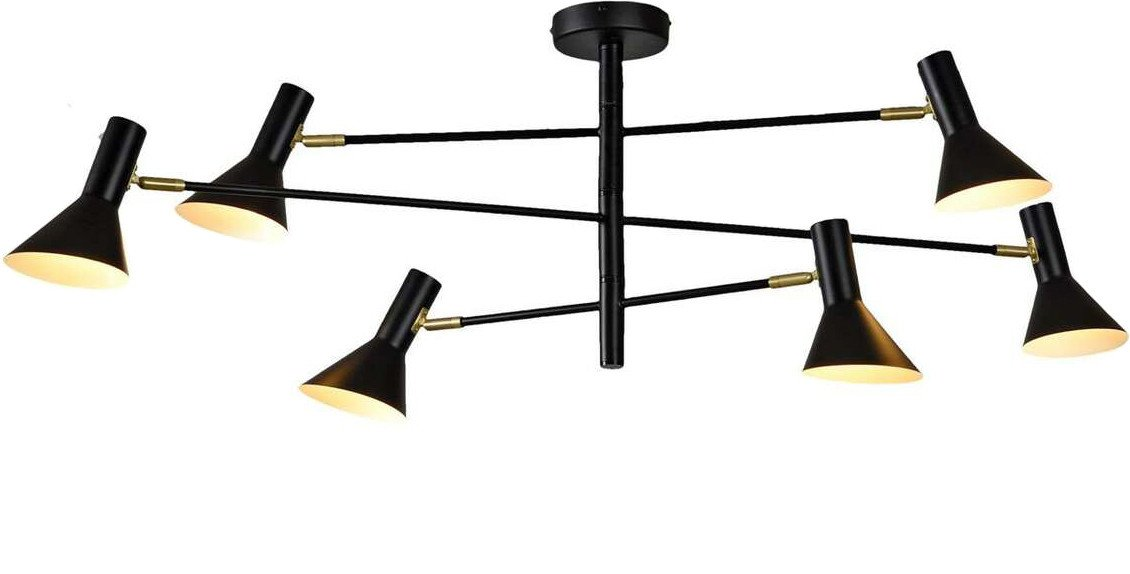 Izmir Ceiling Lamp Black, It's About RoMi