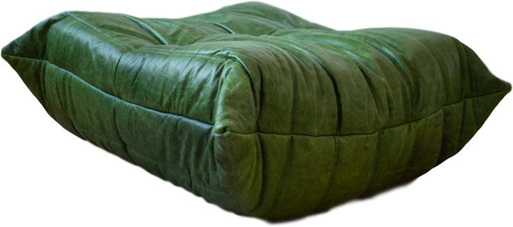Togo Pouf by M. Ducaroy for Ligne Roset, France, 1970s