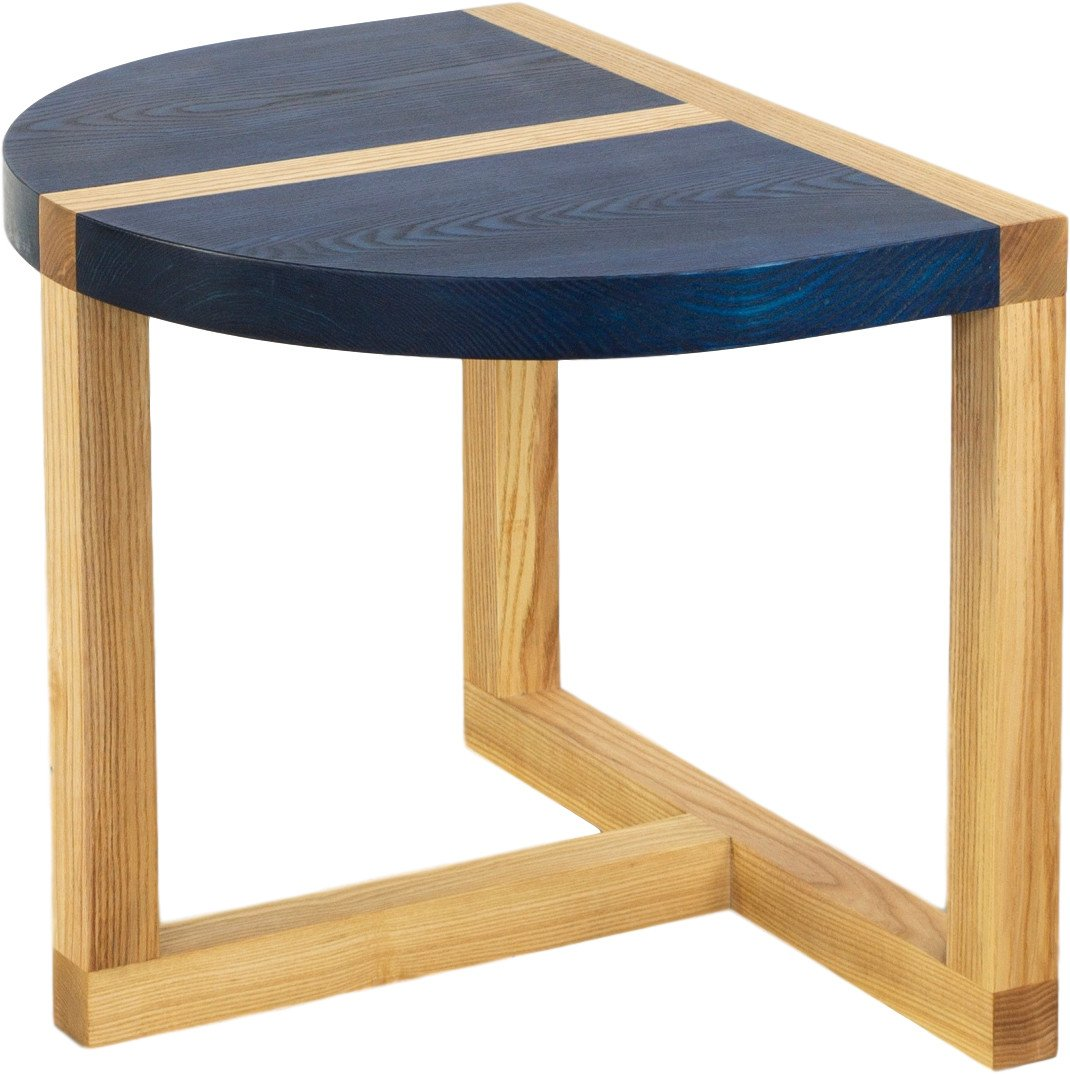TRN 2 Side Table Blue, Pani Jurek