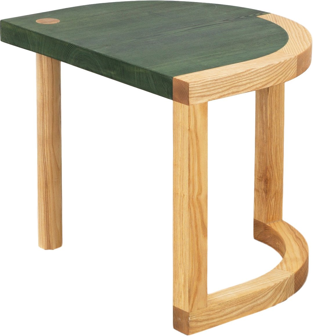 TRN 4 Side Table Blue, Pani Jurek