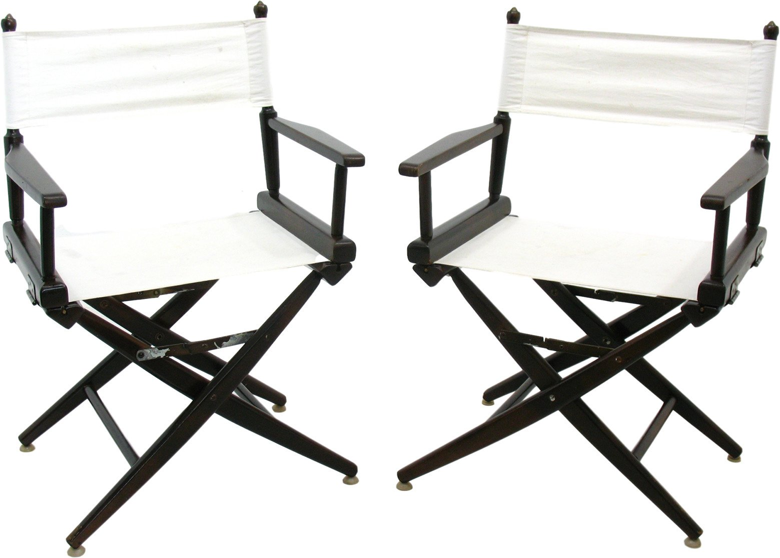 Pair of Foldable Chairs, 1970s
