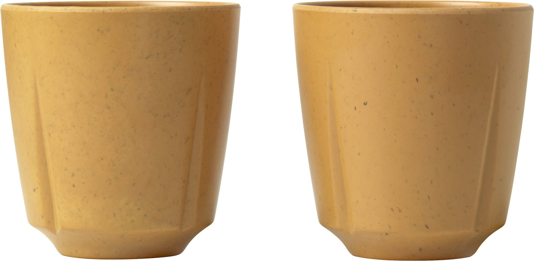 Grand Cru Take Mug 2 pcs. Ochre, Rosendahl