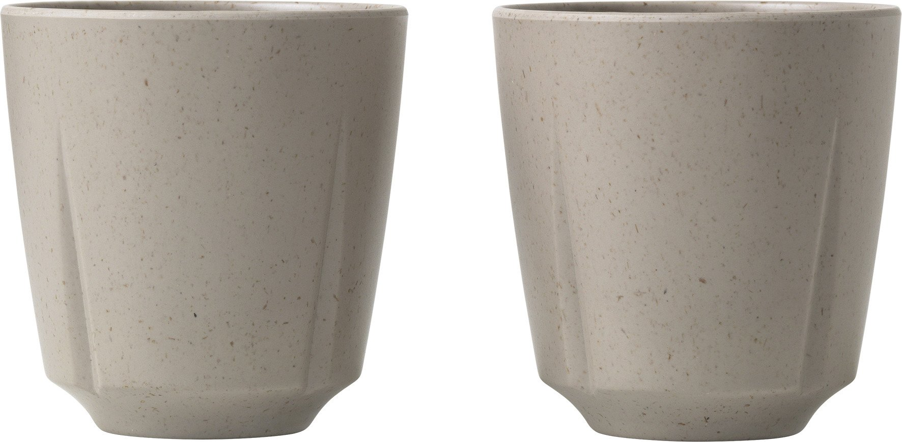 Grand Cru Take Mug 2 pcs. Sand, Rosendahl