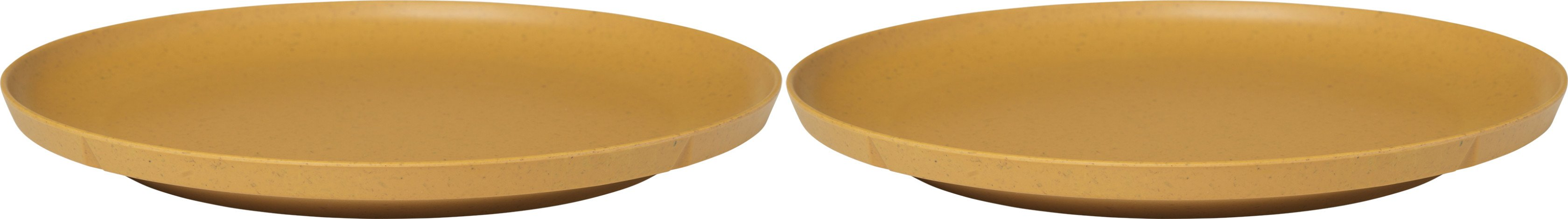 Grand Cru Take Plate 2 pcs. Ø26 cm Yellow, Rosendahl