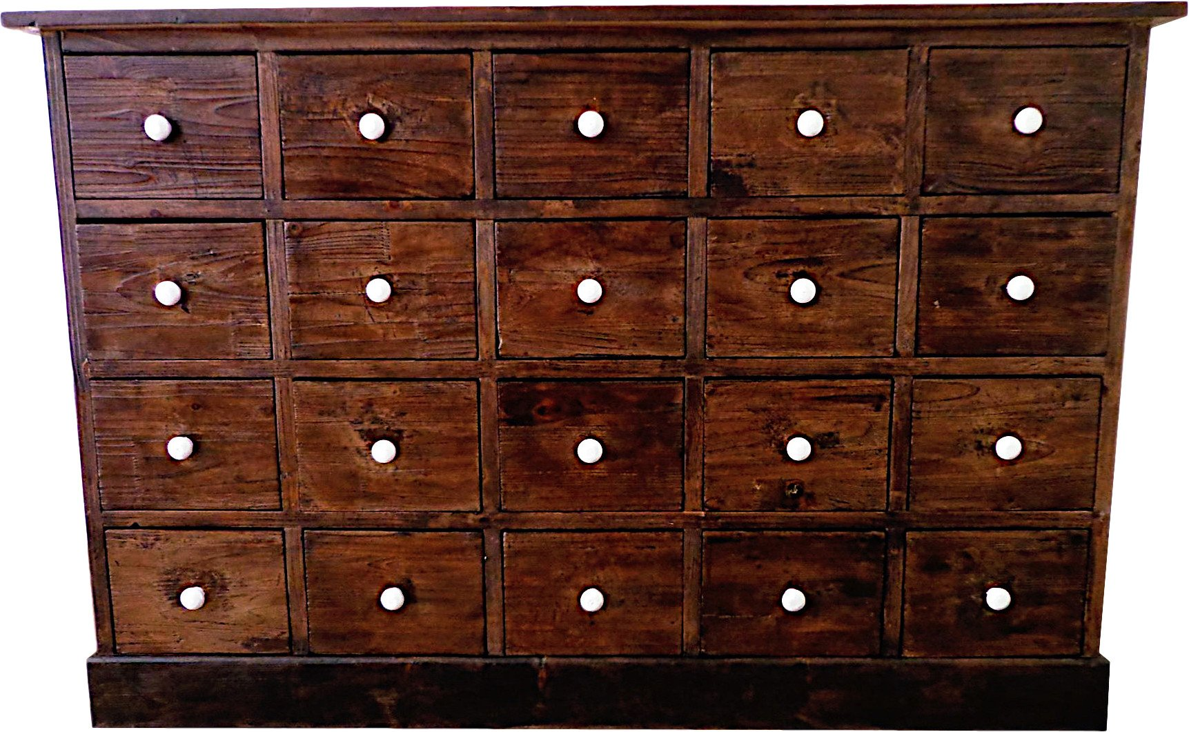 Pharmacy Chest of Drawers, Germany, 1950s