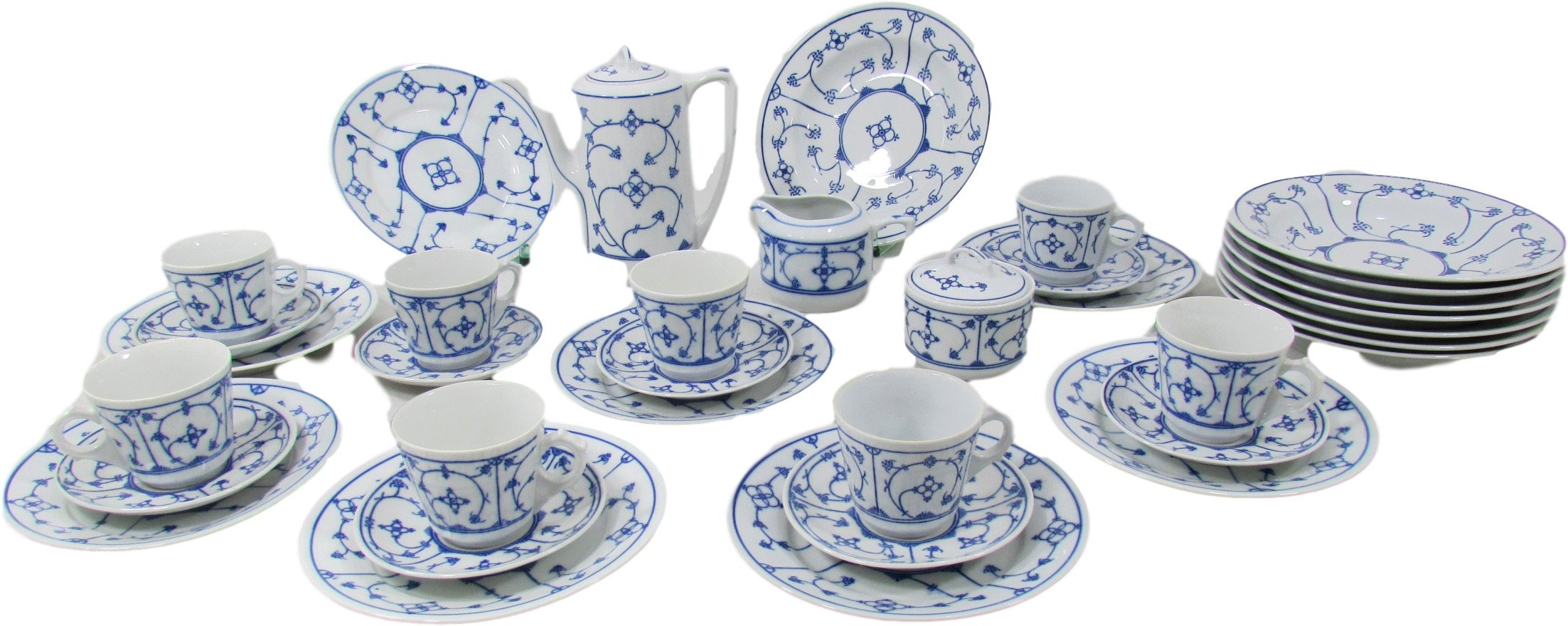 Dinnerware Set, Germany, 1960s
